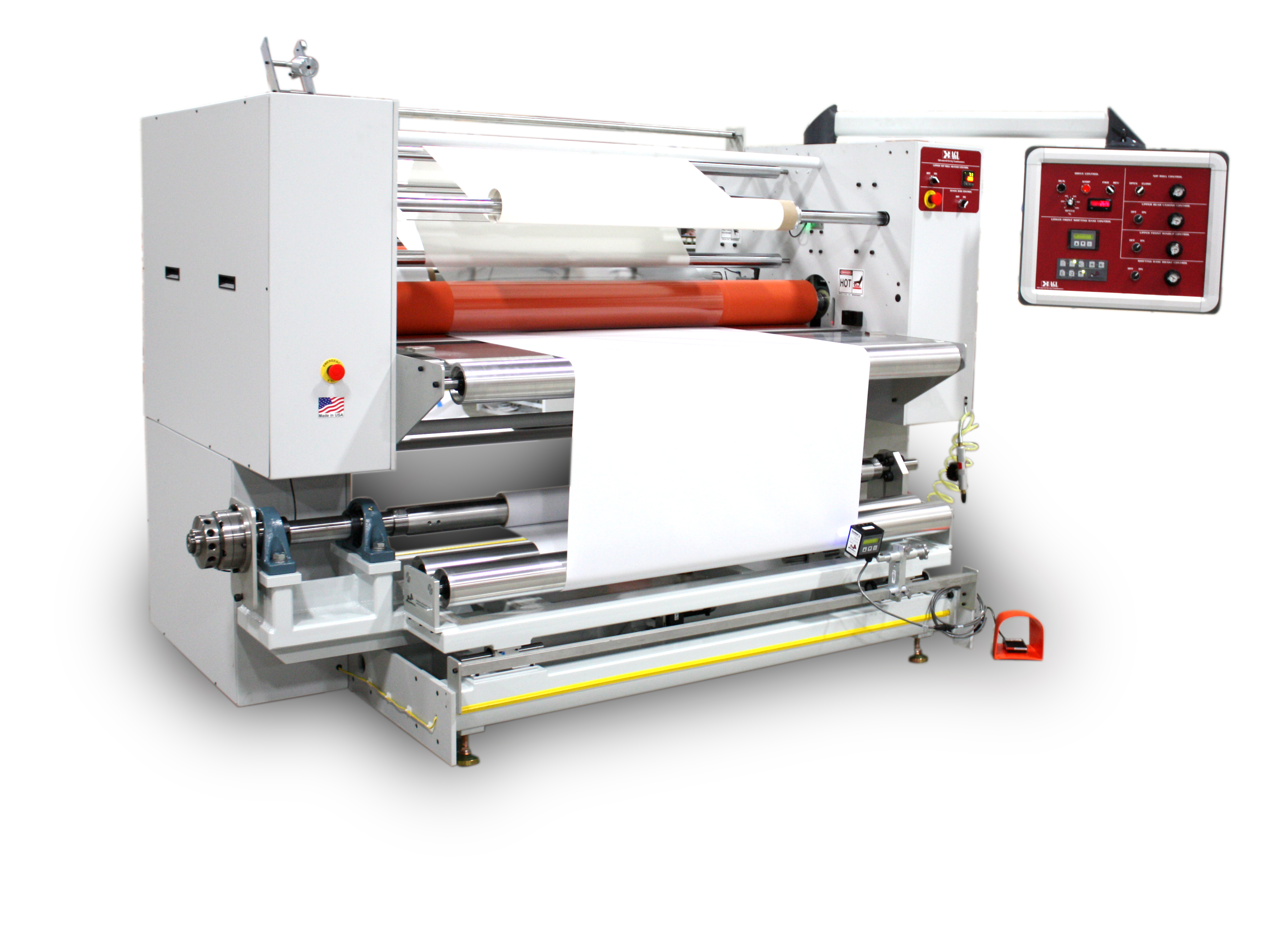AGL 60 inch Identification Label Laminator